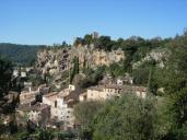 Cotignac village