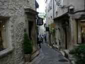 Saint Paul de Vence lanes