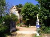 Picture of Bastide entrance