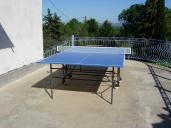 Picture of ping-pong table